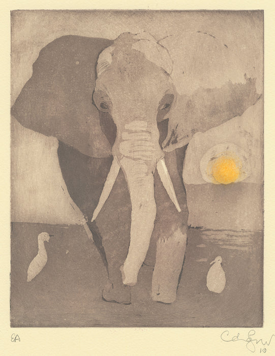 Anna Jeretic - Elephant - main