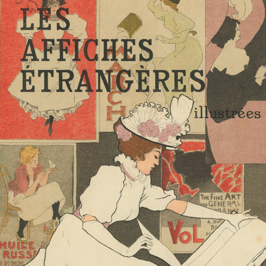 Foreign Illustrated Posters