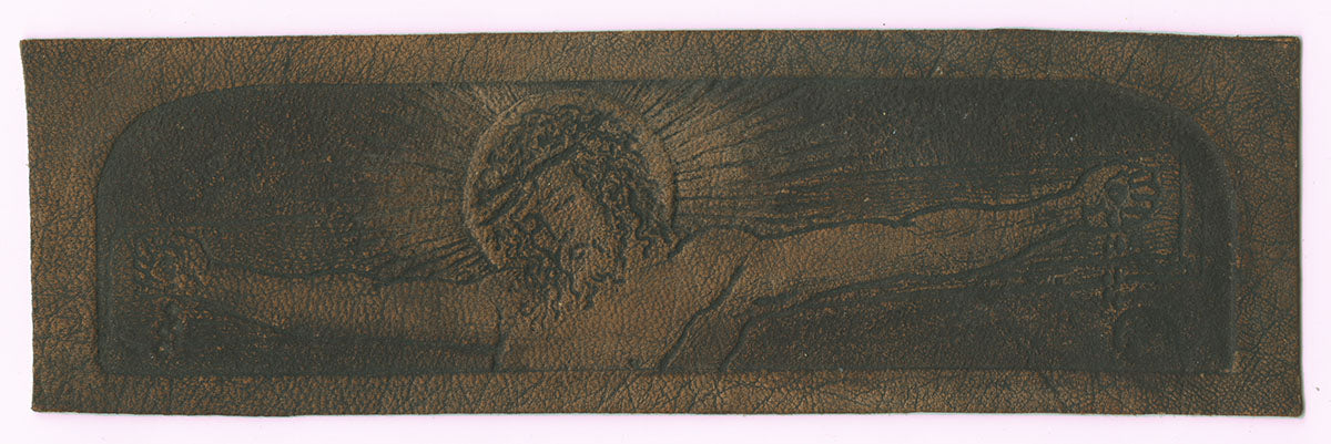 Arthur Henri Lefort des ylouses - Belt Motif of Christ on The Cross - main