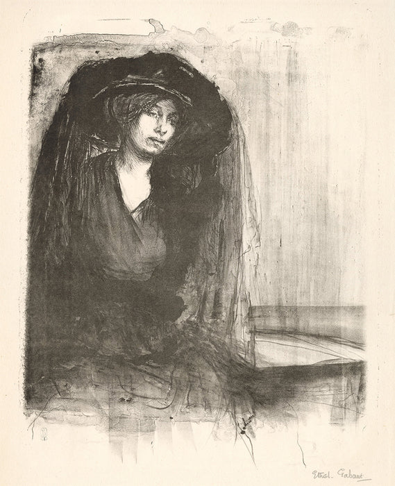 Ethel Gabain - Mourning - main