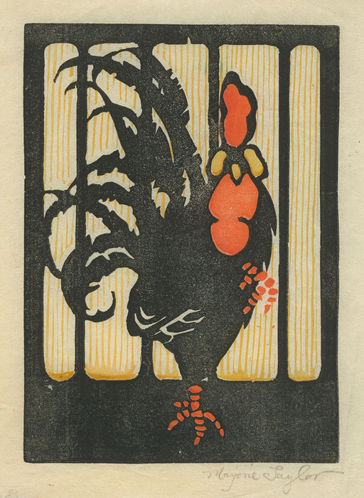 ANONYMOUS Anonymous - Bushy-Tailed Rooster - main
