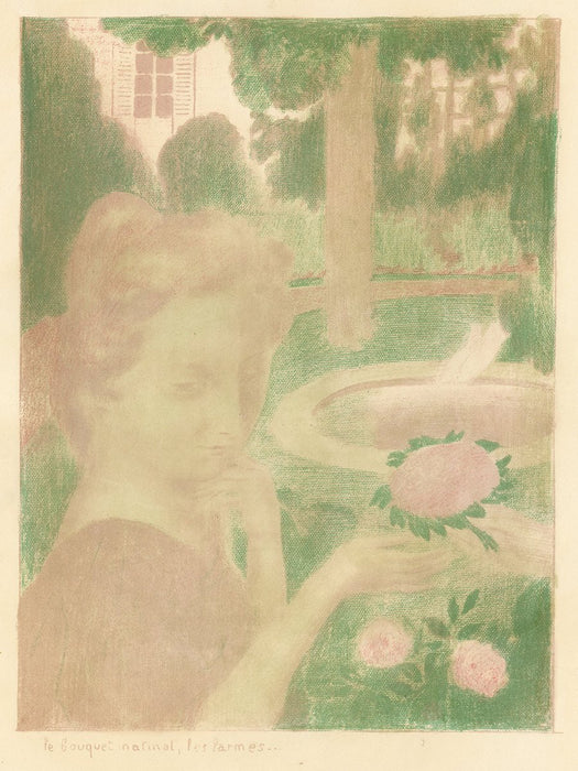 Maurice Denis - The Morning Bouquet, The Tears - main