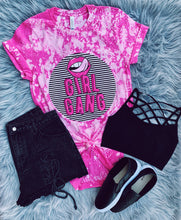 Girl Gang tee - Adult