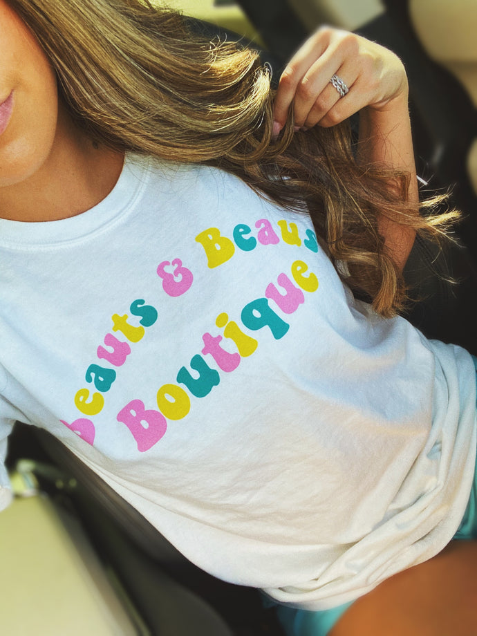 Beauts & Beaus Boutique Tee