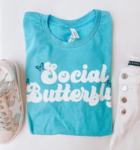 social butterfly tee - adult