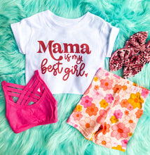 mama is my girl tee - multiple colors