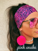 stretchy headbands - multiple prints