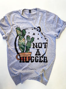 not a hugger tee - adult