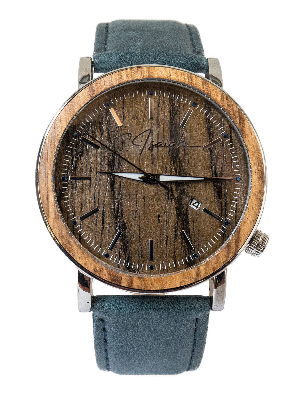 The Graduate - Wood Watch, Wooden Watch for Men, [Gifts for Men],- Carter Isaiah