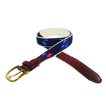 Cornhole Ribbon Belt
