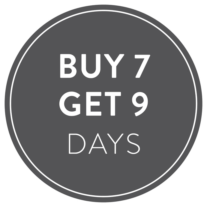 7 Day Program + 2 Day Upgrade
