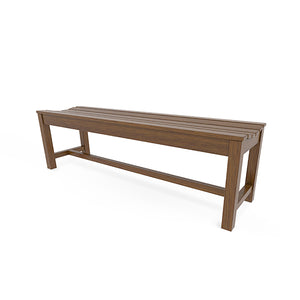 "60"" Backless Bench"