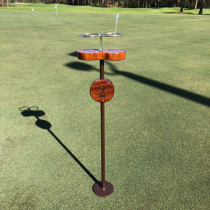 Putting Green Drink Holder