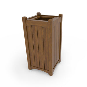 Top Load Trash Can Enclosure