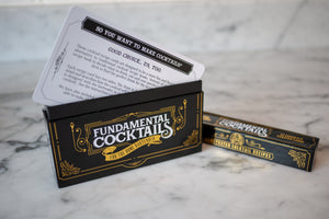 Fundamental Cocktails