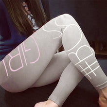 Legging fitness #BOSS GIRL - 4 couleurs au choix - S à XL