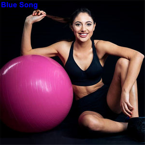Swiss Ball (gym ball) Yoga & Pilates - 45 cm - 7 couleurs au choix