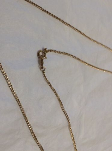 14k Gold Chain 22 Inches