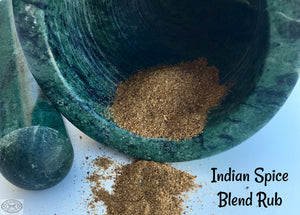 Indian Spice Blend Rub