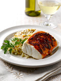 Halibut Skinless Portions - 5 lbs