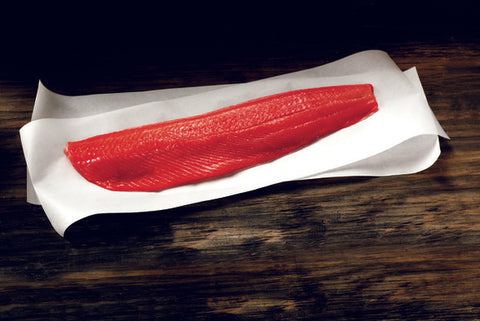 Sockeye Whole Fillets 20lbs NYC