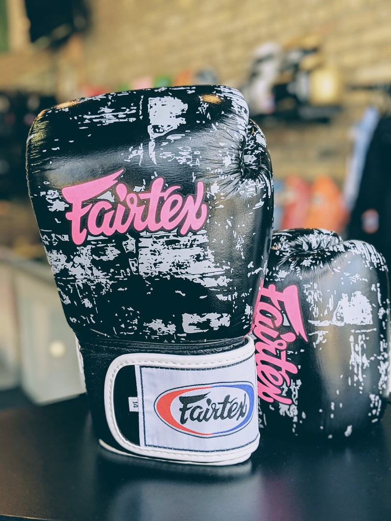 Fairtex Dark Cloud Boxing Gloves