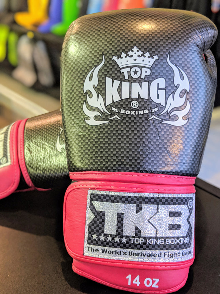 Top King Empower Boxing Gloves