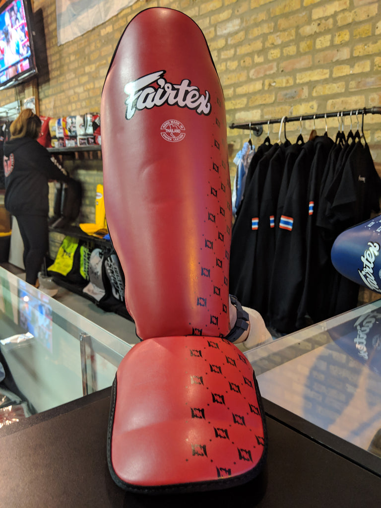 Fairtex Competition Shin Guard
