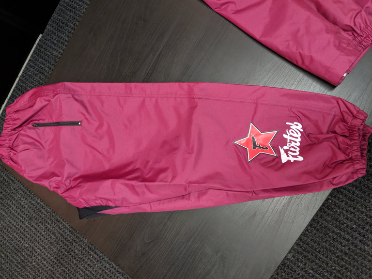 Fairtex Sauna Suit