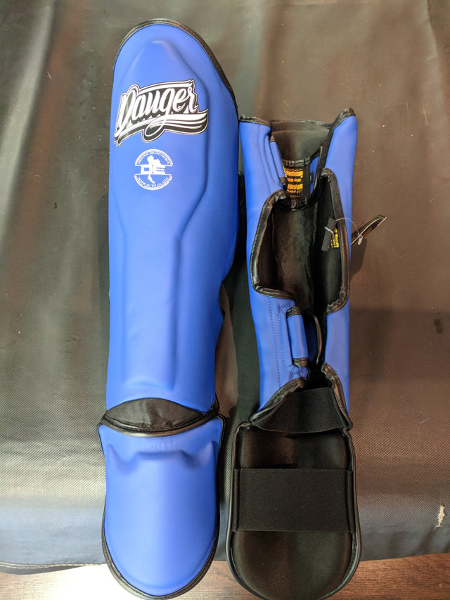 Danger Equipment Shin Guards