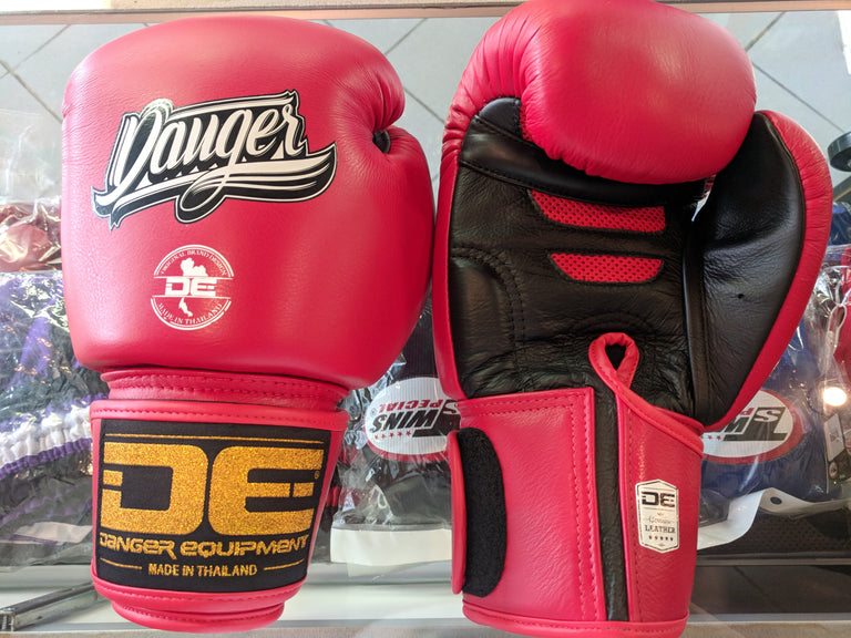 Danger Equipment Thai Sparring Gloves