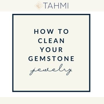 Jewelry Guide: Handmade Gemstone Jewelry Cleaning