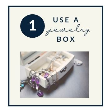 Jewelry Guide: Safely Clean Your Jewelry by using a Jewelry Box