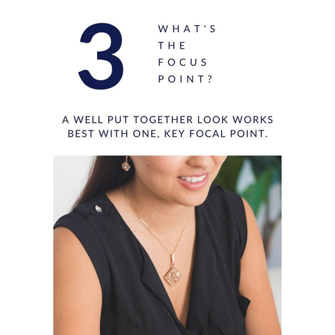 Jewelry Style Tip #3. - Change your Jewelry Style