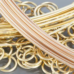 Reasons why choosing 14k gold filled is better for your handmade jewelry.