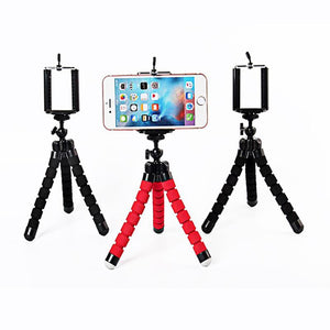 Camera Phone Tripod with + 2 PC/Adapter-Octopus - Phonetographr