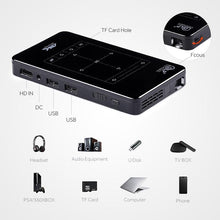 Portable MINI Projector 4k-1080P - Phonetographr