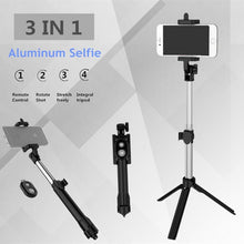 Bluetooth Selfie Stick and Tripod - Phonetographr
