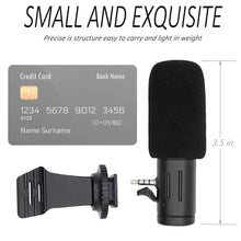 Portable clip-on microphone for your mobile phone. - Phonetographr