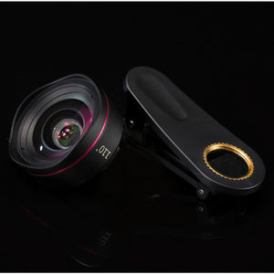 Phone Case with Wide Angle Mobile Phone Lens - Phonetographr