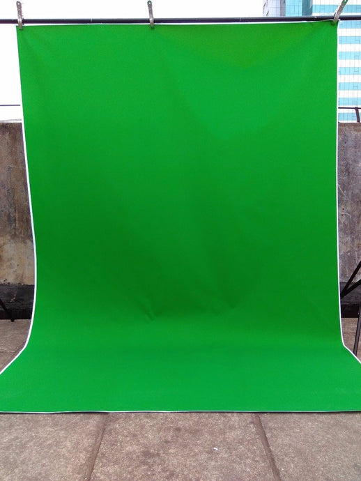 Green Screen Video Blogging Background - Phonetographr
