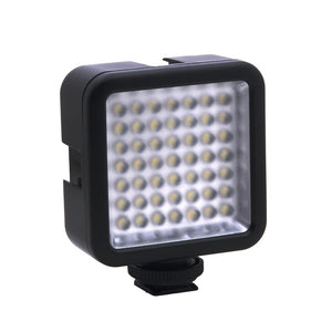 49 LED Video Camera Light - Phonetographr