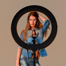 LED Ring Light Lamp With Tripod Stand For Your Phone - Phonetographr