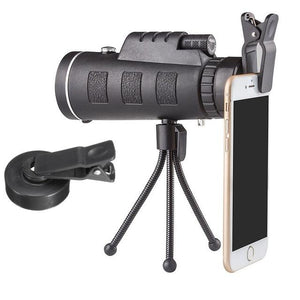 40X Zoom Telephoto Phone Camera Lens - Phonetographr