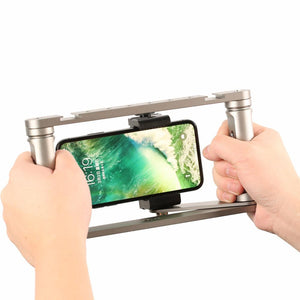 Smartphone Video Rig for Filmmaking/Recording/Vlogging - Phonetographr