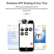 Panoramic HD Lens Kit for Iphone - Phonetographr