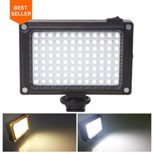 96 LED Phone Video Light - Phonetographr