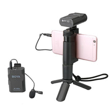 Professional Wireless Microphone For iPhone X 8/Android/DSLR - Phonetographr