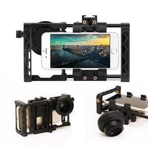 Phone Studio Kit with 2-in-1 Wide Angle & Marco Lens - Phonetographr