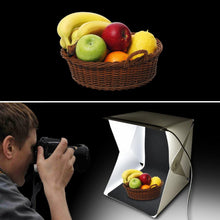 Portable Folding Lightbox Photography Studio With LED Lights-Soft Box - Phonetographr